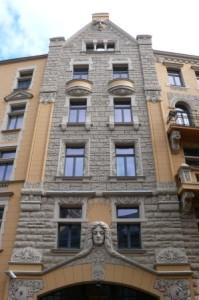 Riga - architecture