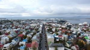Colours of Reykjavik